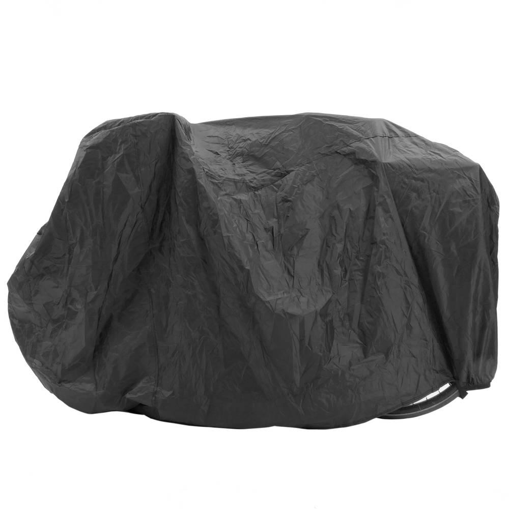 6b897d83152 Funda para 2 bicicletas o motocicletas cubierta protectora de lluvia y polvo