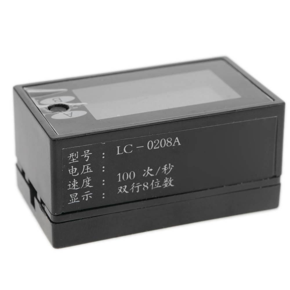 Contador dual digital de impulsos y eventos electromagnéticos de 5 dígitos