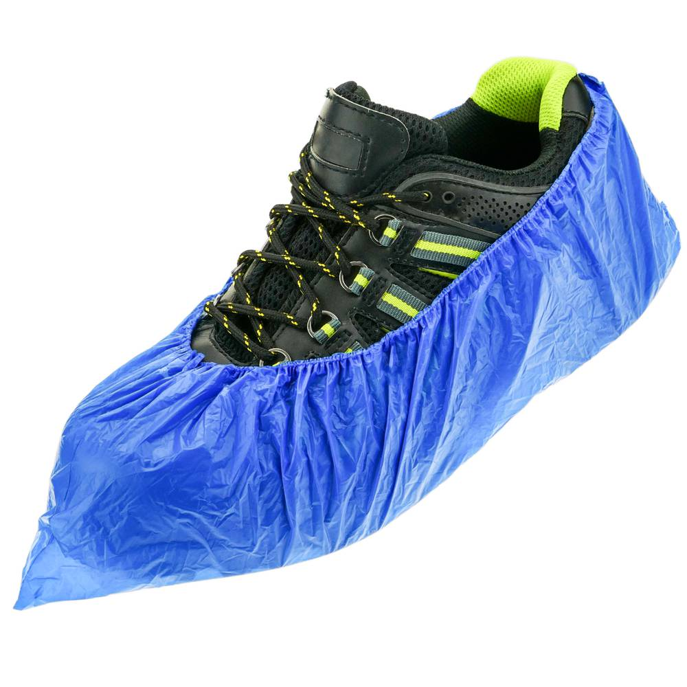 Disposable shoe covers protection