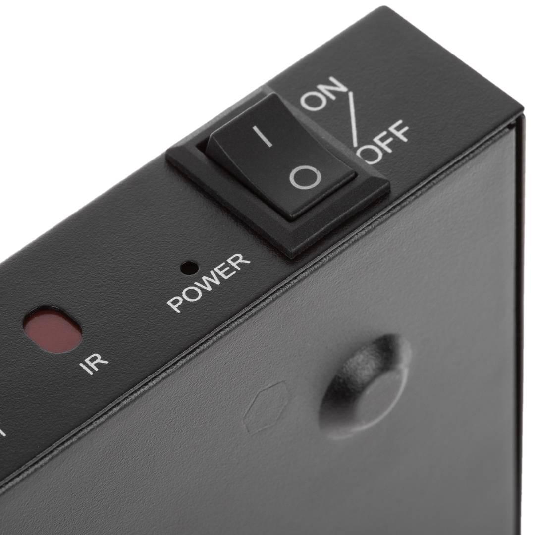 Multlipicador selector and HDMI 2 input to 8 outputs