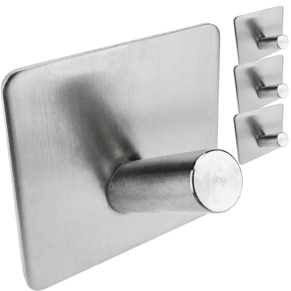 Appendi Asciugamani Da Muro appendiabiti a muro in acciaio inossidabile. porta