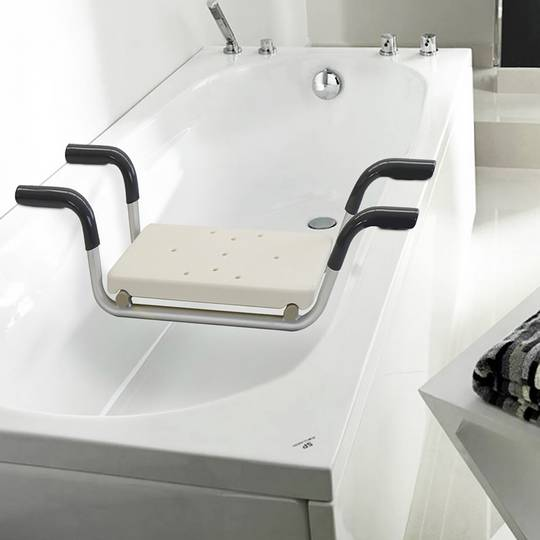 Suspended Bath Seat Anti Slip For Elderly Cablematic