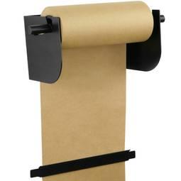 Dispensador de bobinas para pared con tapa dispensador de pared y mesa para rollos HACCP