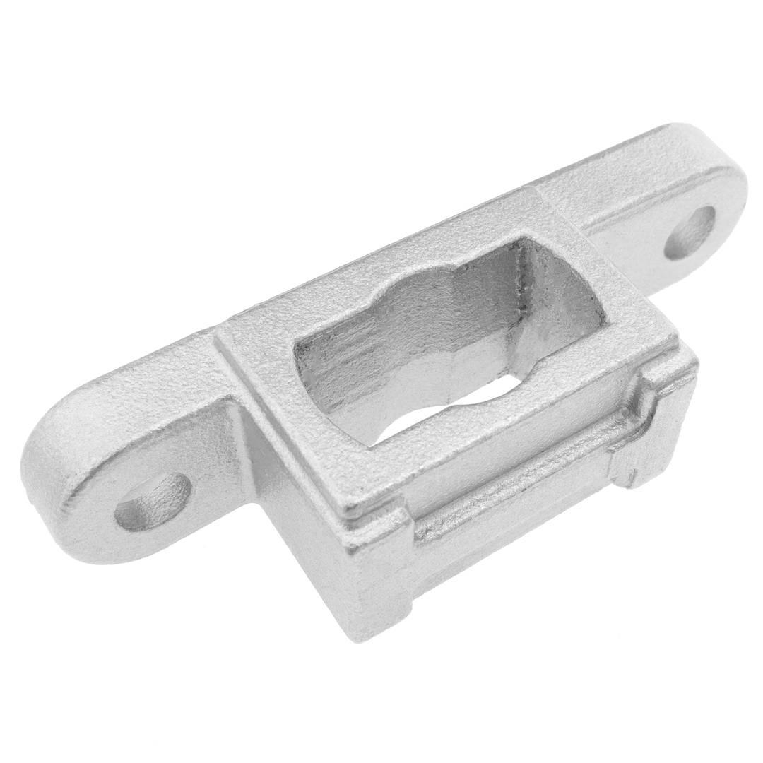 Floor spring door closer 130Kg 1200mm 219x134x51mm - Cablematic