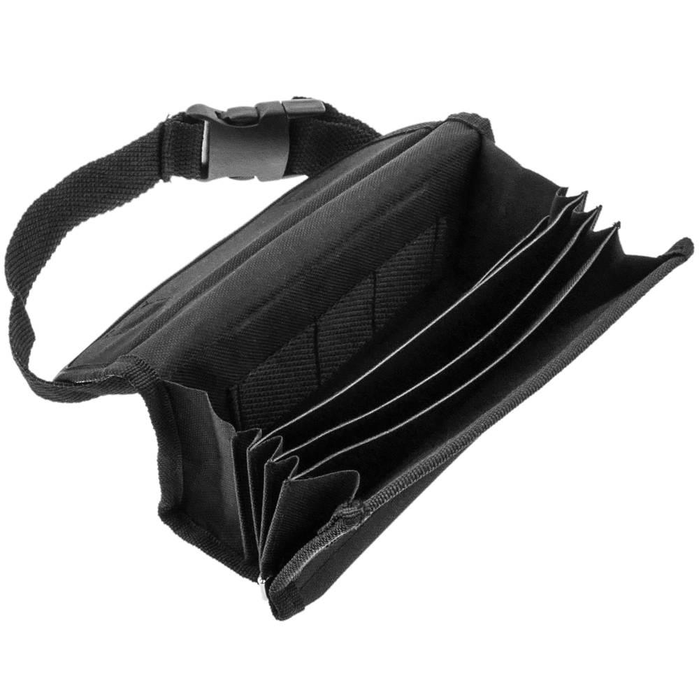 PrimeMatik Borsa de Cameriere per Cintura per terminale PDA Telefono Notebook e taccuino