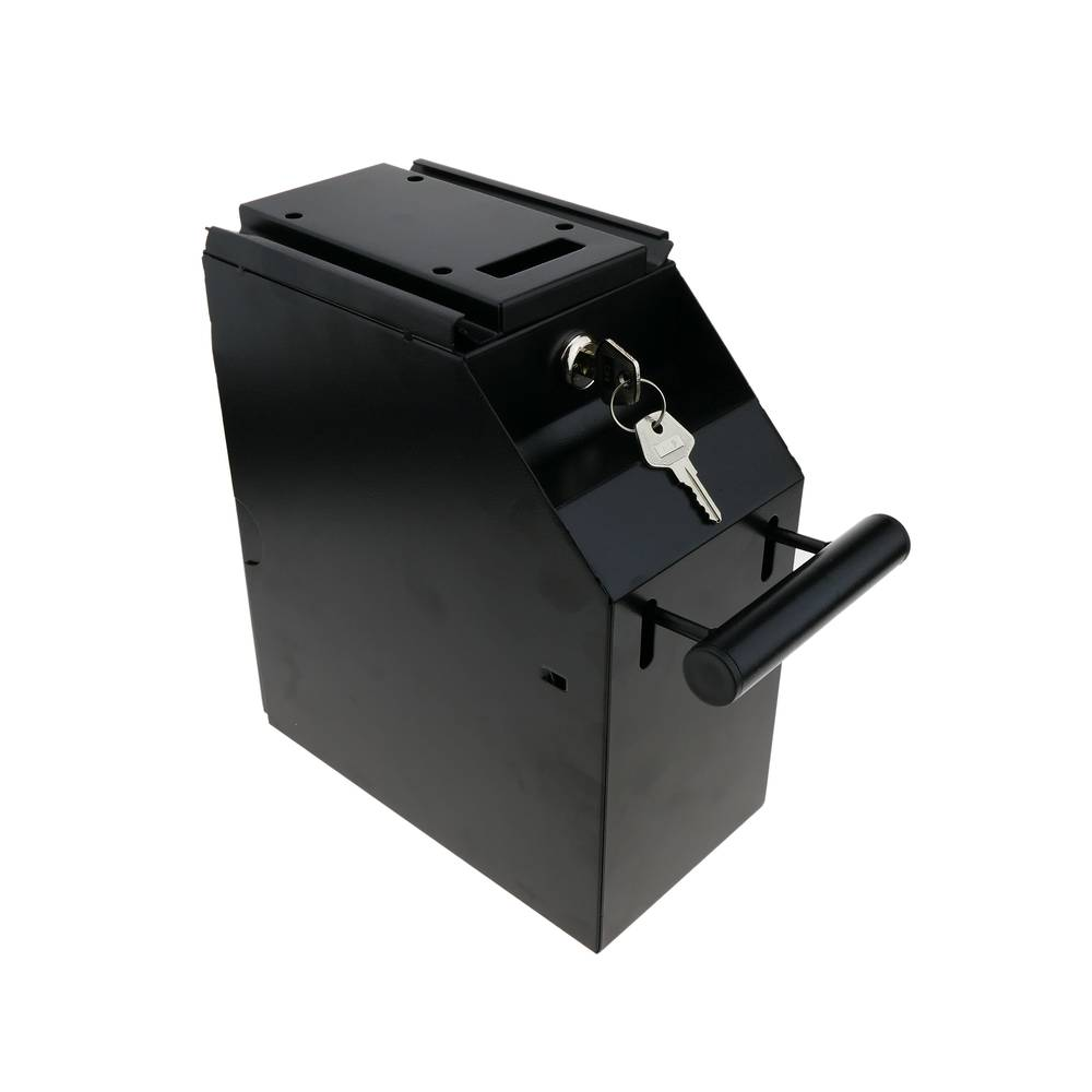 Geldtresor POS Unter Ladentisch Geldschrank Geldzähler Geldkassette Kassensafe