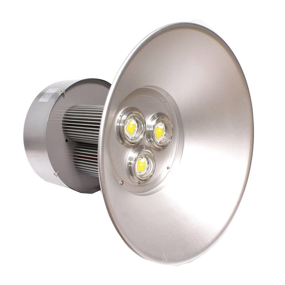 Led 495x460mm Blanc 150w Industrielle Epistar Lampe Chaude Cablematic XkZiOPu