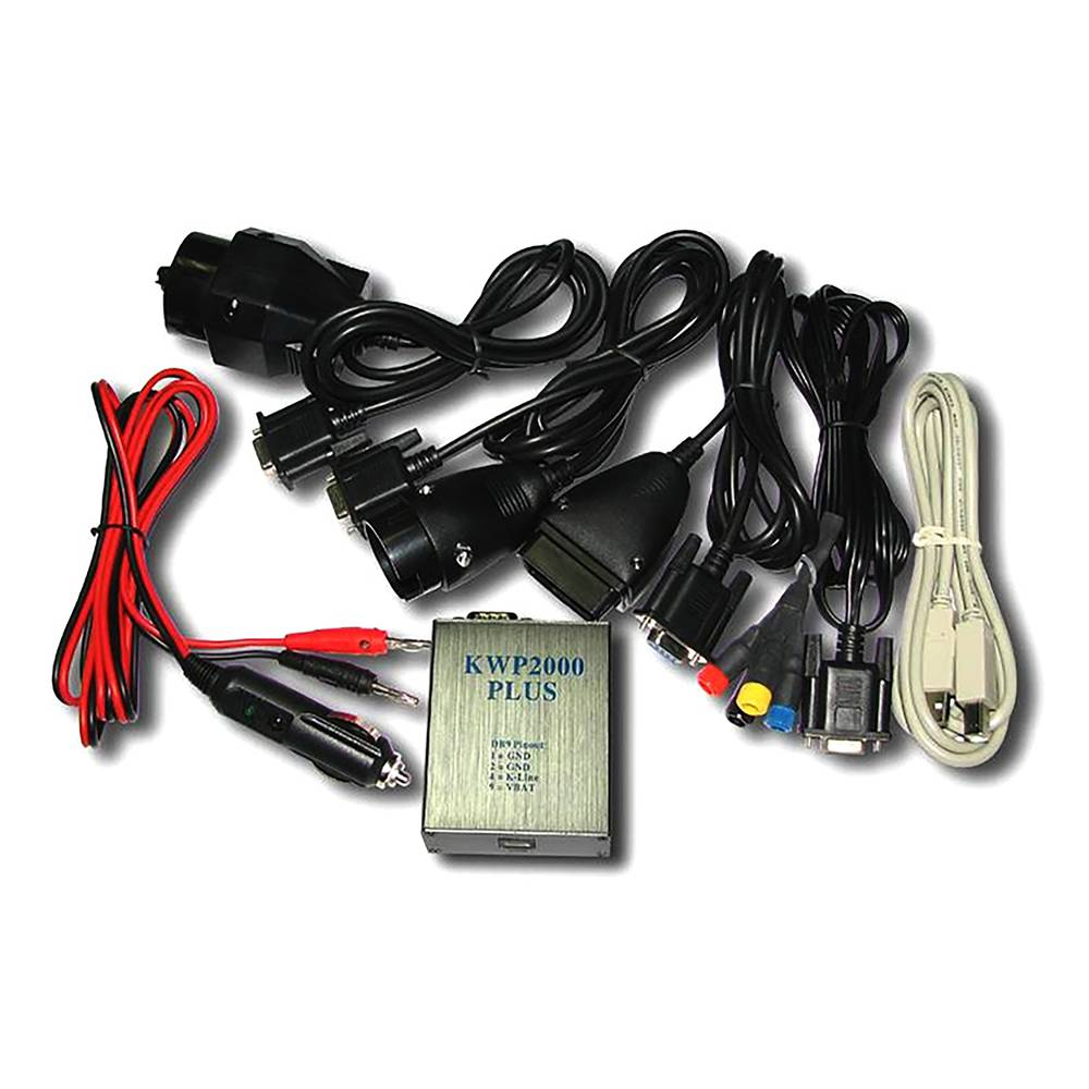 USB to OBD2 KWP2000 Plus protocol - Cablematic