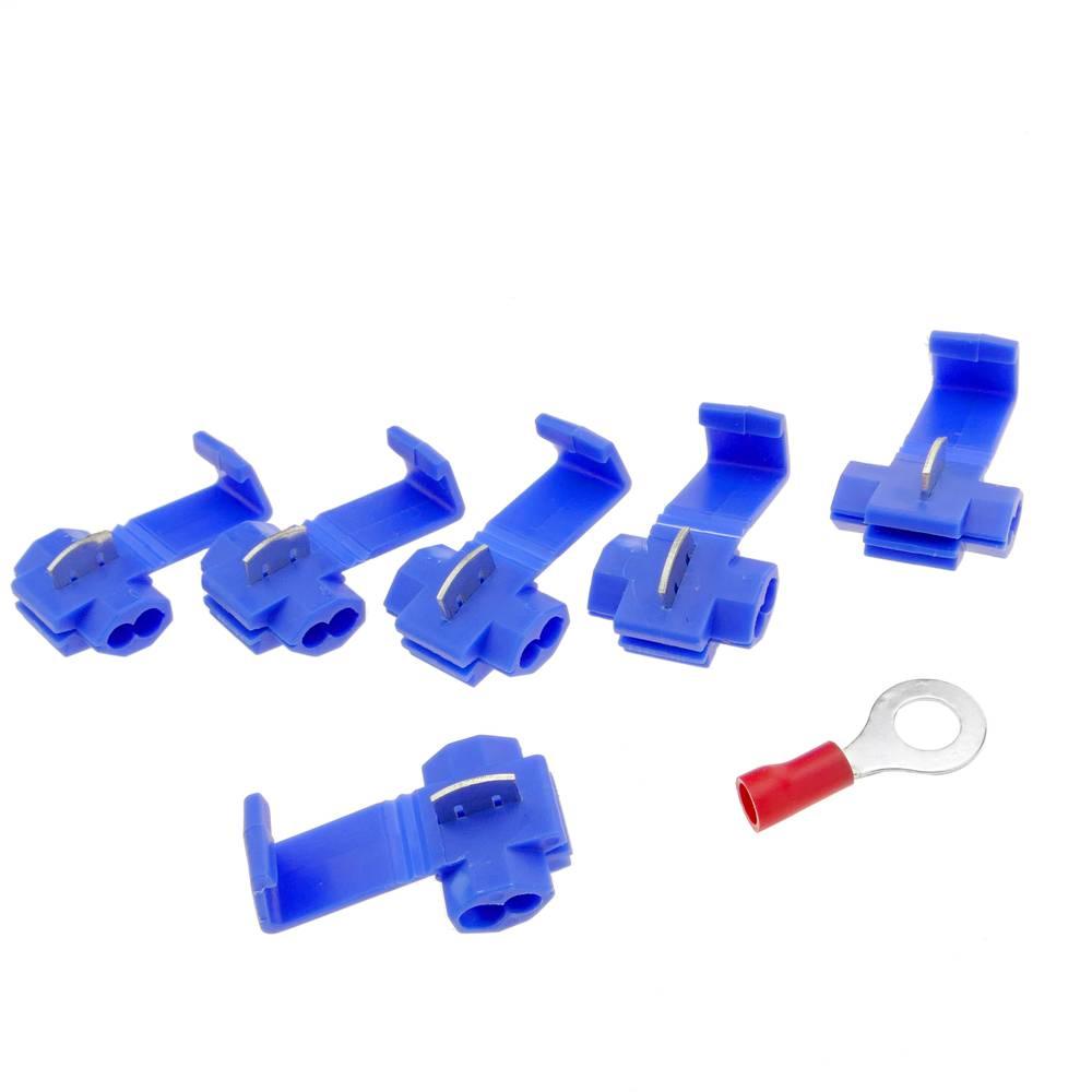 7 Poli in Plastica Carpoint 0410002 Presa per Rimorchio
