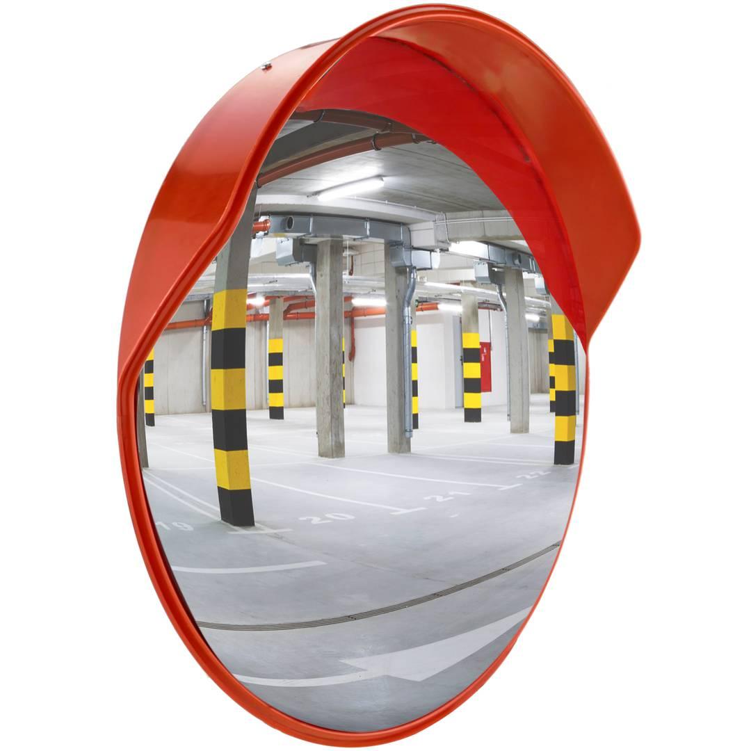 Convex traffic mirror safety security surveillance 80cm with