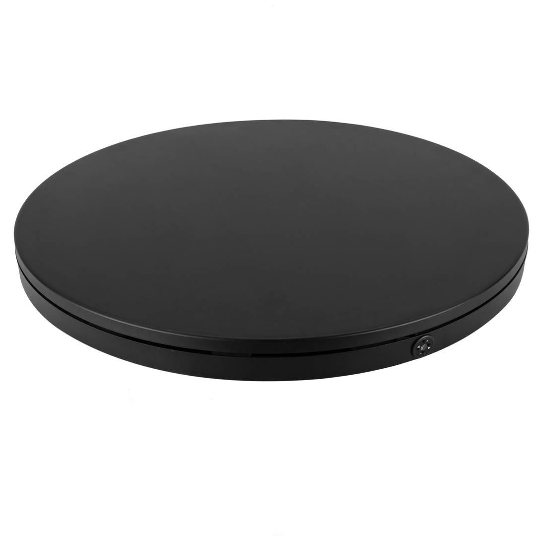 Plate-Forme tournante avec Miroir Plateau tournant /électrique de 15 cm PrimeMatik