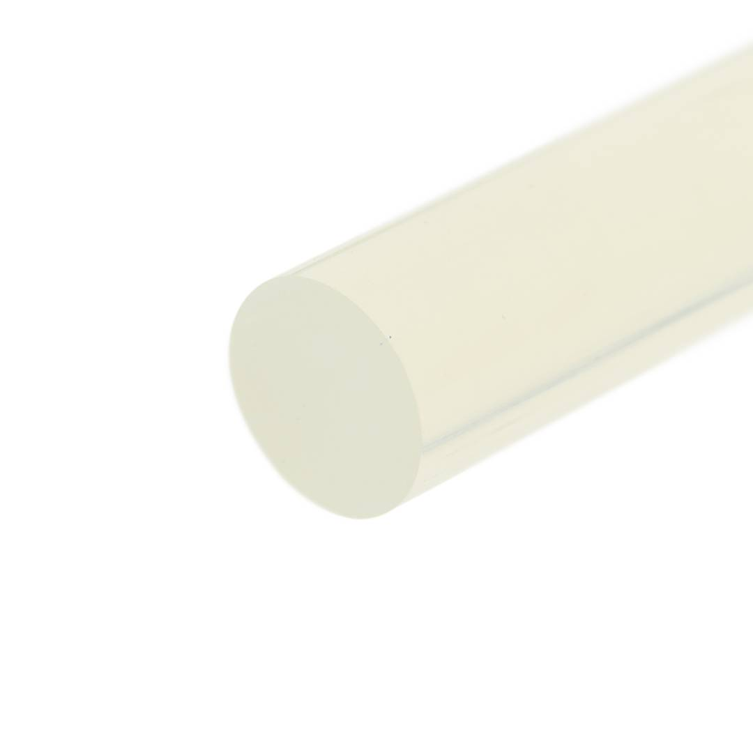 Silicone hot melt glue sticks 11 x 100 mm 12 units - Cablematic