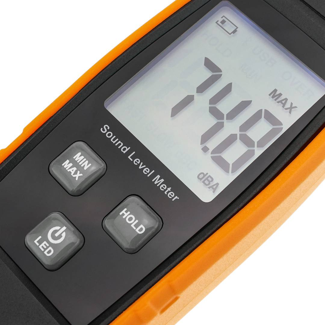 Sound level meter analog to digital RZ1359 - Cablematic