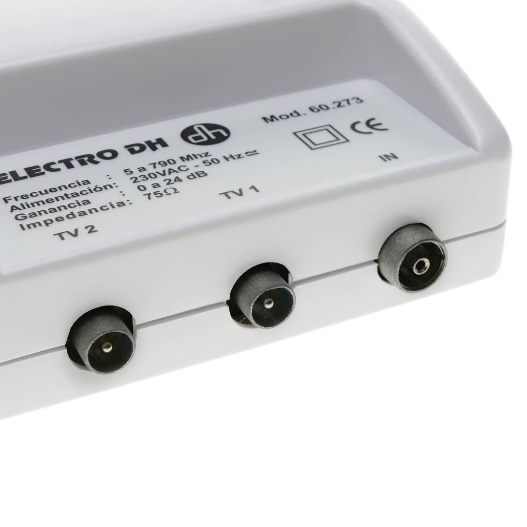 Amplificateur D Antenne Tv Cablematic