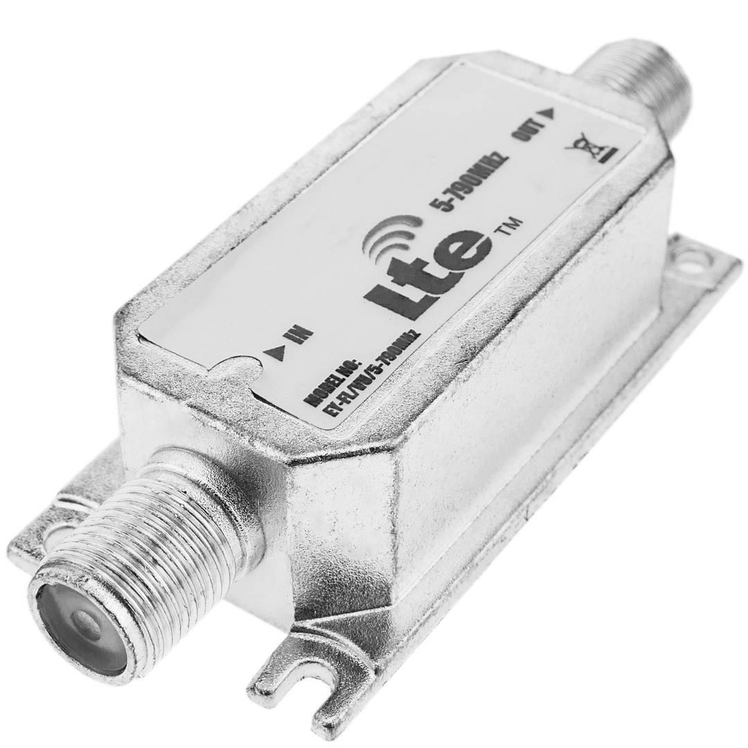 Filter DVBT TV Freeview Antenna for GSM mobile 4G LTE 5-790