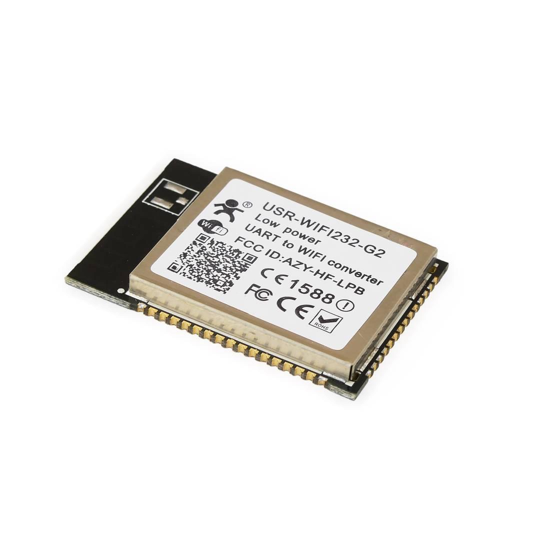 Módulo UART serie a WIFI versión SMT con antena integrada