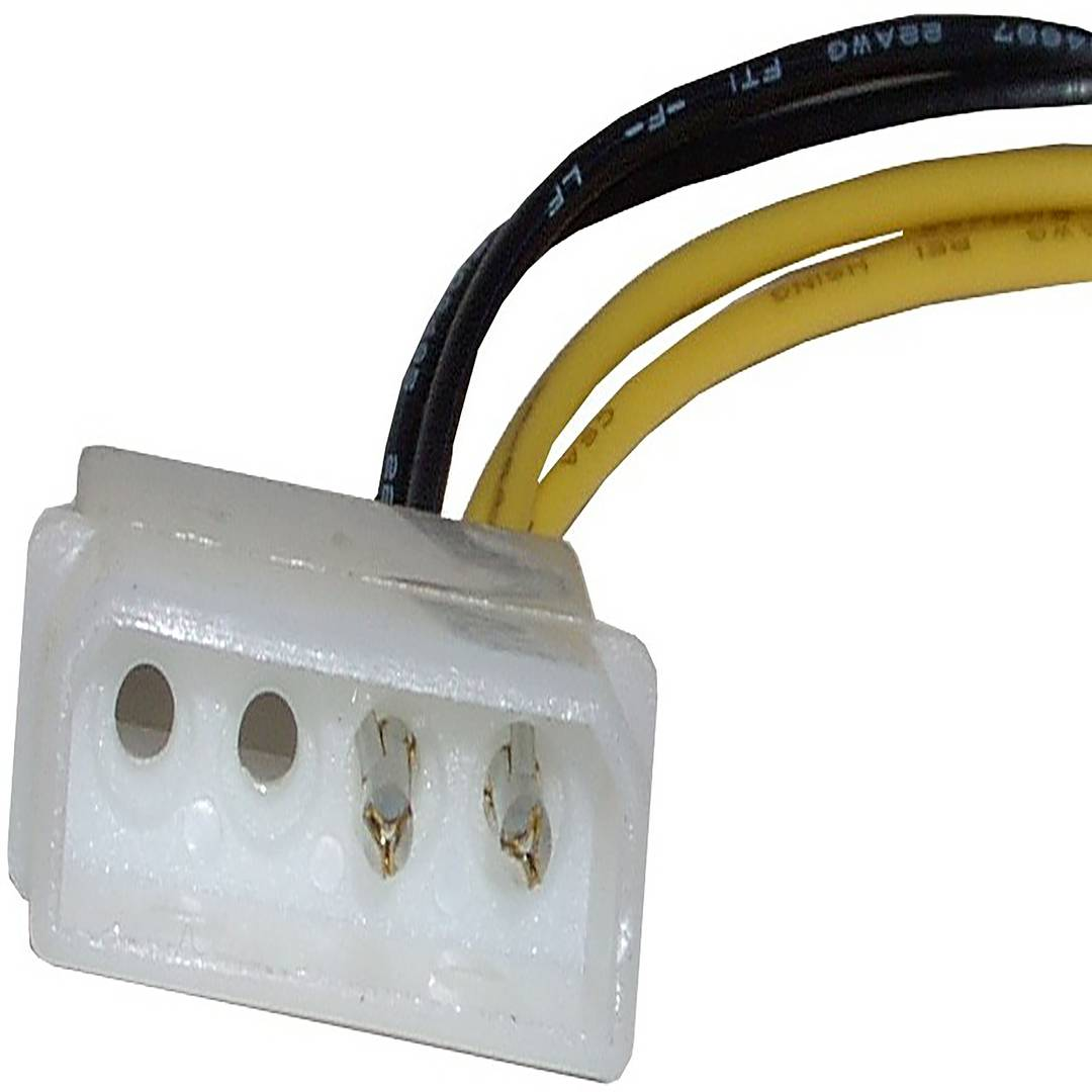 Cable 4pin Molex M 6pin Pci Express H Mini Fit 3 96pitch Cablematic