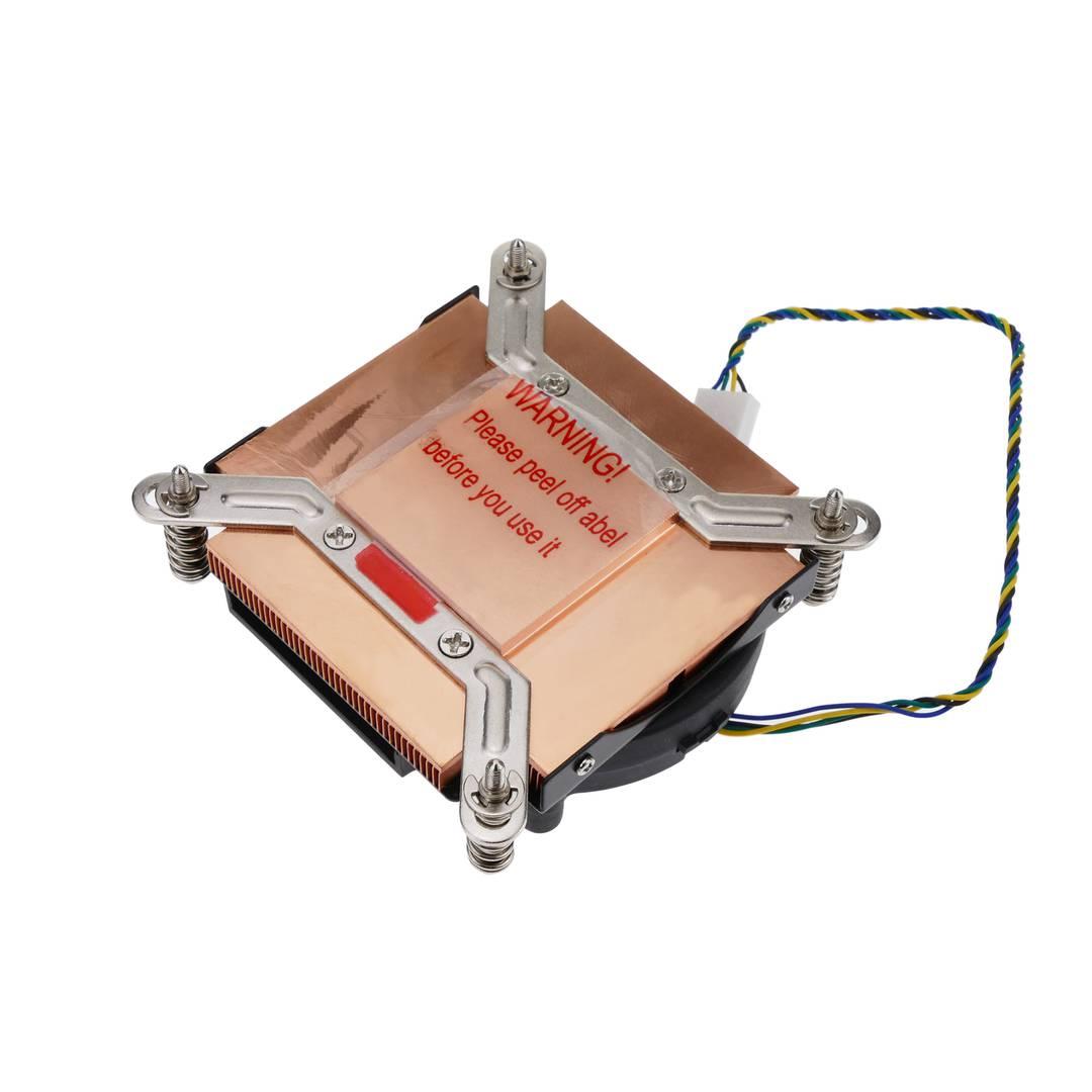 CPU fan 1U flat socket LGA 1156 1155 1150 1151 Intel