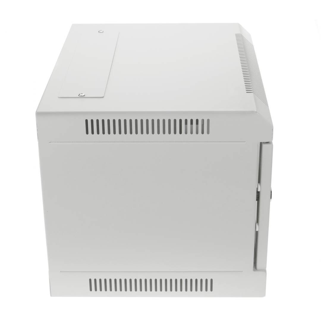 Server rack cabinet 10 inch 4U 370x280x260mm white wallmount TENRack